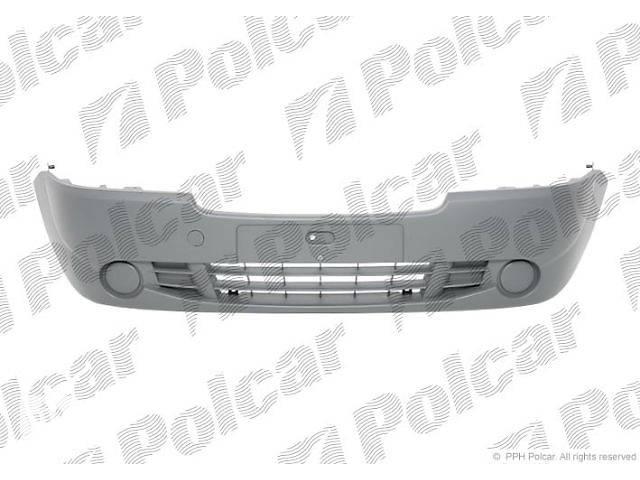 бу новый Детали кузова Бампер передний  Renault Trafic Opel Vivaro  06- в Луцке