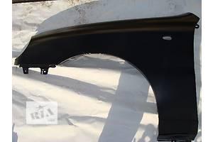 Новые Крылья передние Daewoo Lanos