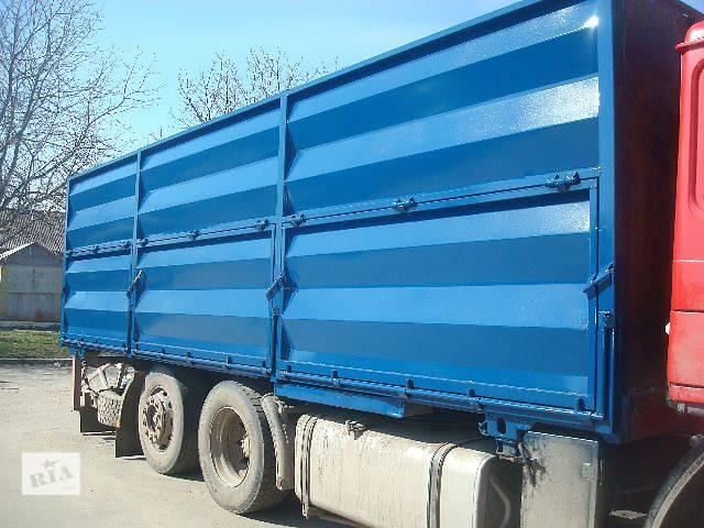 Новый Детали кузова Кузов Грузовики MAN 24.430 2015- объявление о продаже  в Виннице
