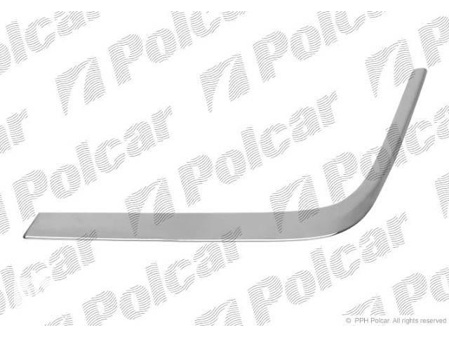 новый Детали кузова Накладка бампера Легковой Mercedes 210- объявление о продаже  в Луцке