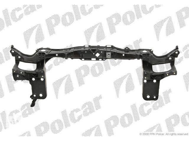 бу новый Детали кузова Панель передняя  Renault Kangoo  08- в Луцке