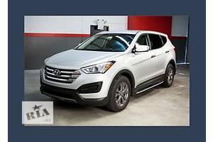 Новые Подножки Hyundai Santa FE