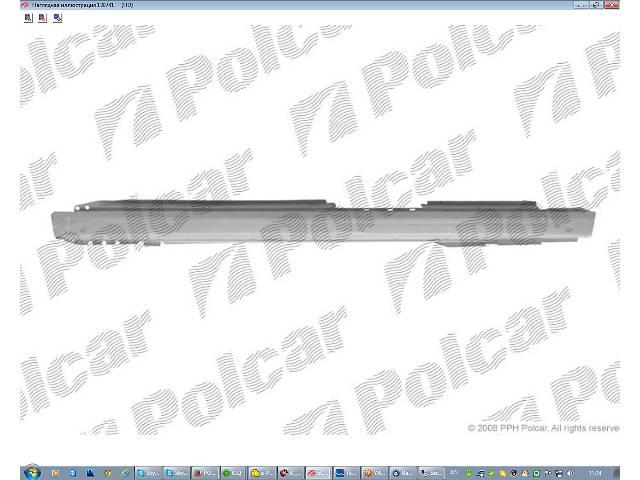 купить бу Новый Детали кузова Порог Легковой Audi 80 в Луцке