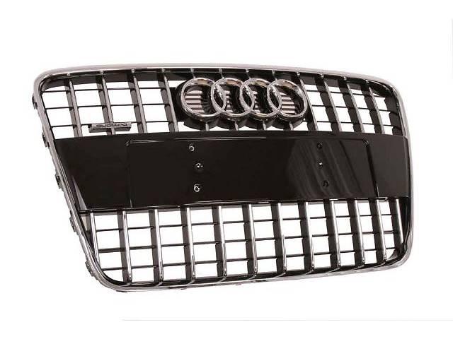 бу Новый Детали кузова Решётка радиатора Легковой Audi Q7 Кроссовер 2010 в Львове