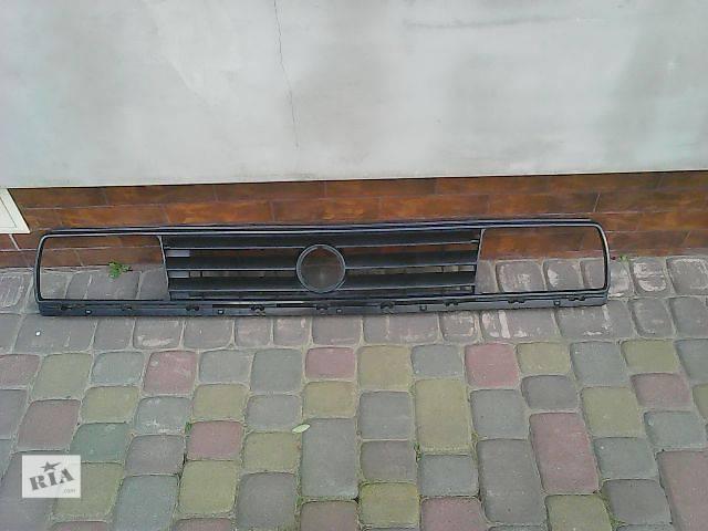 продам новый Детали кузова Решётка радиатора Легковой Volkswagen Jetta 1990 бу в Ковеле