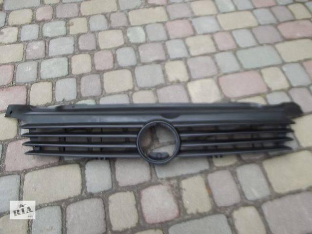 Новый Детали кузова Решётка радиатора Легковой Volkswagen T4 (Transporter) пасс. Микроавтобус 2001- объявление о продаже  в Ковеле