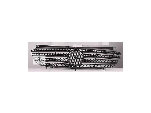 новый Детали кузова Решётка радиатора  Mercedes Vito (639) 03-10р.- объявление о продаже  в Луцке