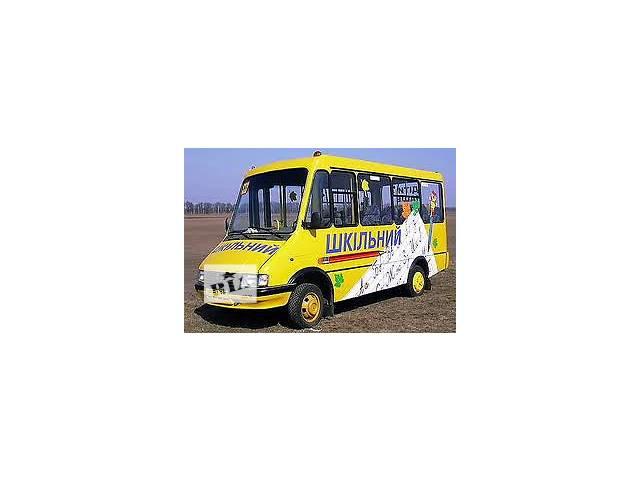 продам Детали кузова Стекло лобовое Автобусы БАЗ 2215 бу в Запорожье