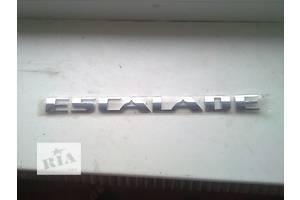 Новые Хромированные накладки Cadillac Escalade