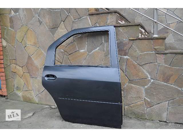 продам Новый Двери/багажник и компоненты Дверь задняя Легковой Renault Logan Универсал бу в Полтаве