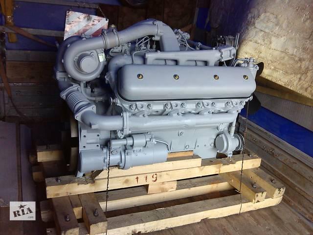 бу Новый двигатель ЯМЗ 236Д в Запорожье
