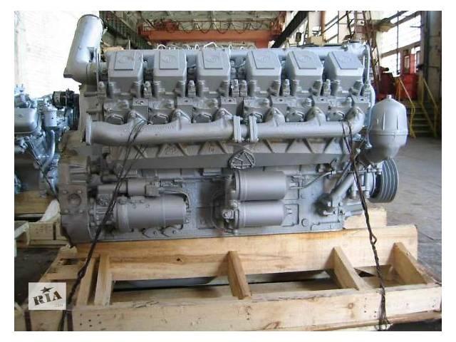 купить бу Новый двигатель ЯМЗ-240М2 (V12) в Запорожье