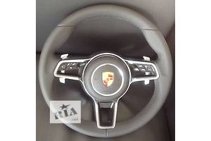Новые Рули Porsche