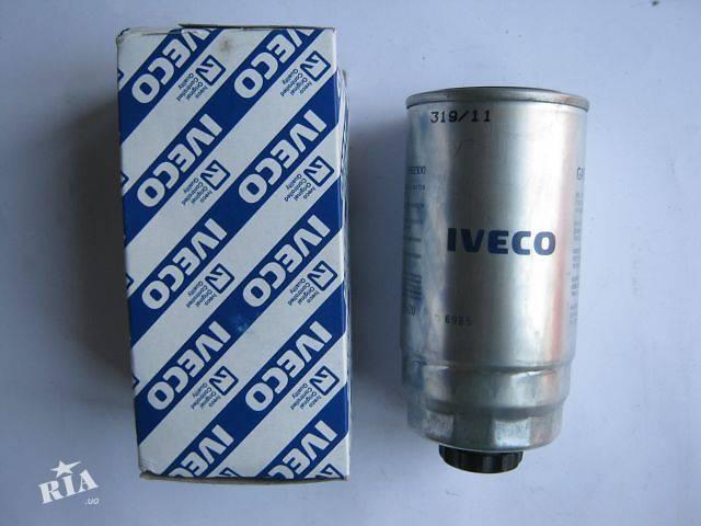 бу новий Фильтры Топливный фильтр Грузовики Iveco Daily E3 в Ковеле