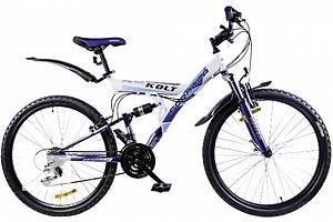 Новый горный велосипед-двухподвес Formula Kolt 26