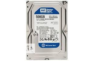 Новый HDD жесткий диск wd5000aakx 500Gb SATA3