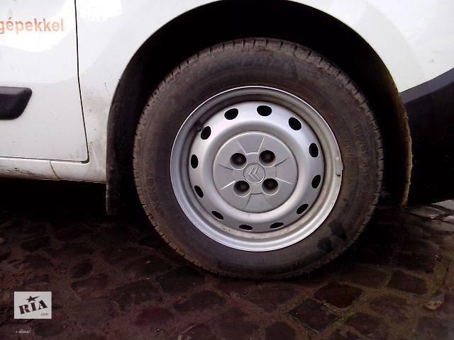продам новий Колеса і шини Ковпак на диск Легковий Citroen 2013 бу в Чопе
