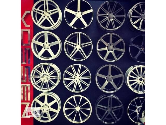 продам новый Колеса и шины Диск Диск литой vossen  Легковой бу в Харькове