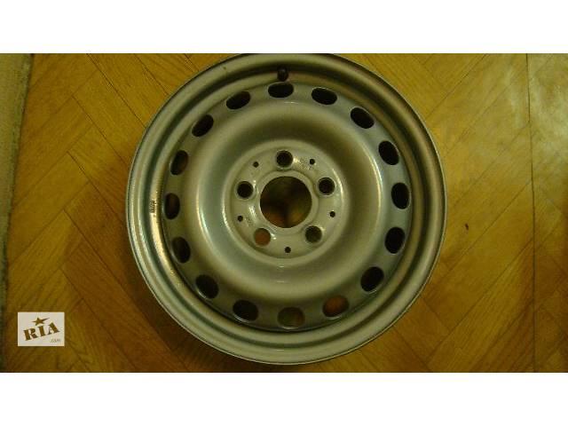 продам новый Колеса и шины Диск металический Диск Легковой PCD 5X112,(ET)60, DIA 67;5,5JХ15 бу в Киеве