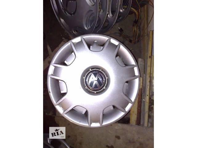 продам новый Колеса и шины Колпак на диск Легковой Volkswagen бу в Черновцах