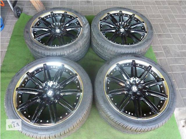 купить бу новый Колеса и шины Легковой Bentley 275/35/20.PIRELLI. в Ужгороде