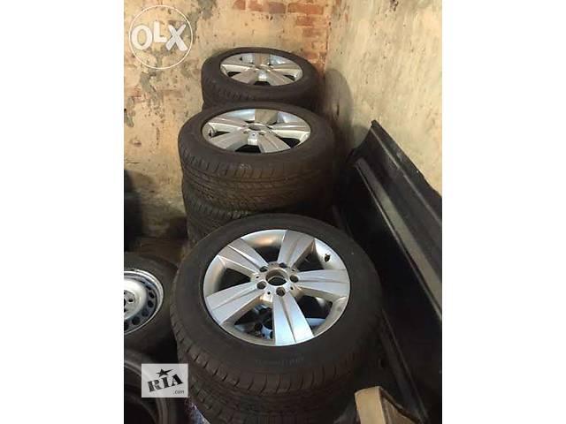 продам новый Колеса и шины Легковой Mercedes Viano 225/65/17.continental. бу в Ужгороде