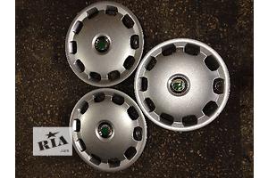 Новые Колпаки на диск Skoda Octavia