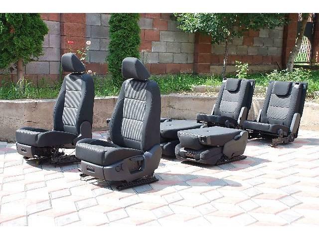 купить бу Новый комплект сидений легковой Hyundai H 1 2014 в Ровно