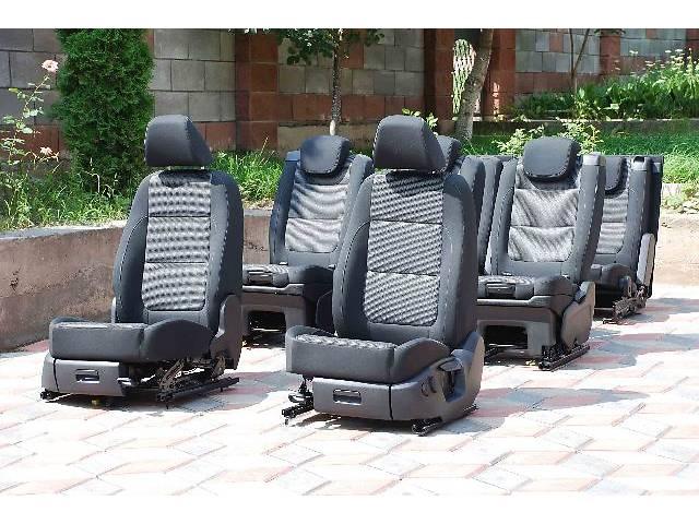 продам Новый комплект сидений легковой Volkswagen Sharan 2014 бу в Ровно