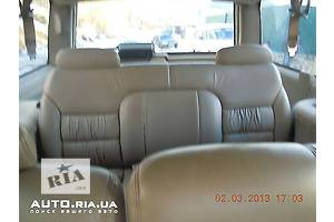 Новые Сидения Chevrolet Suburban