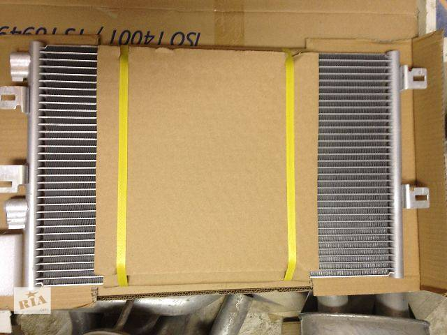 Новый Кондиционер, обогреватель, вентиляция Радиатор кондиционера Renault kangoo II 03- 1.5 DCI 1.6 16V 1.9 DCI OE 82002- объявление о продаже  в Луцке