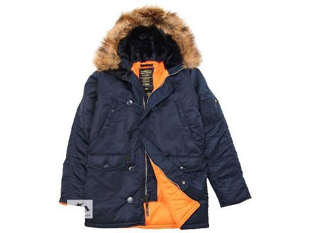 продам Американские куртки аляски Alpha Industries бу в Львове