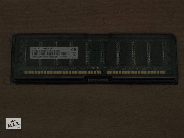 продам новый Модуль памяти 1Gb DDR Adata PC-3200 (400MHz) бу в Одессе