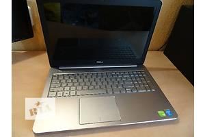 новый мультимедийный ноутбук в алюминиевом корпусе Dell Inspirion 7537 Windows 8 Nvidia GeForce 2,51-3 кг 15