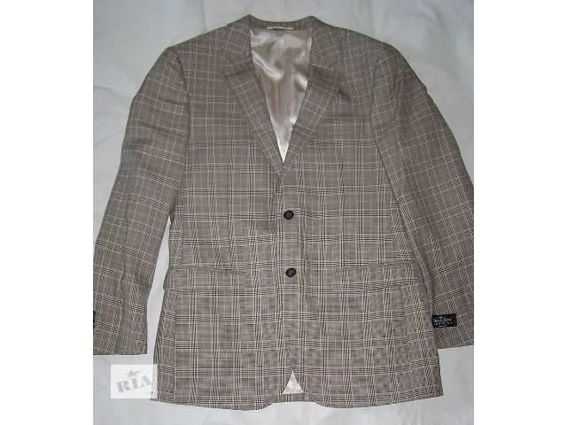 купить бу новый мужской пиджак в Киеве