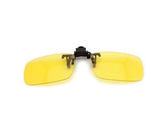 бу Накладки на очки «Антифара»,ночного видения, желтые в Львове