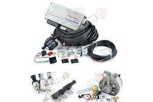 новий Паливна система Газове обладнання Легковий ГБО AC STAG 300 6 ISA2  Hana H2001 KME Silver