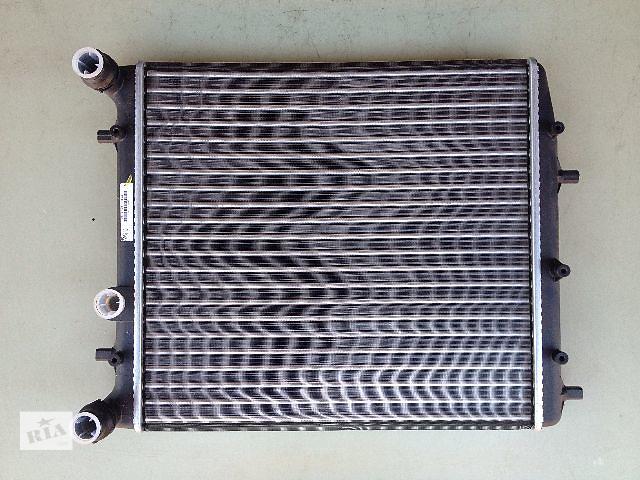 Новый радиатор для легкового авто Skoda Fabia 1.2-1.4 (6q0121253ae)- объявление о продаже  в Луцке