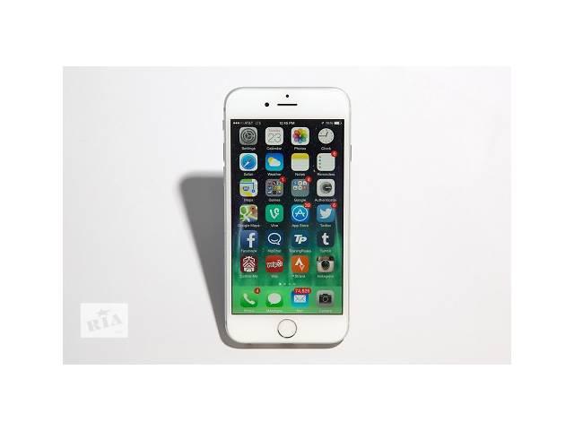 новый Сенсорные телефоны Apple Apple iPhone 6 16 Gb Android Моноблок- объявление о продаже  в Львове