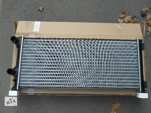 бу новый Система охлаждения Радиатор  Fiat Doblo 1.9  1.3  Multijet  06-10p. в Луцке