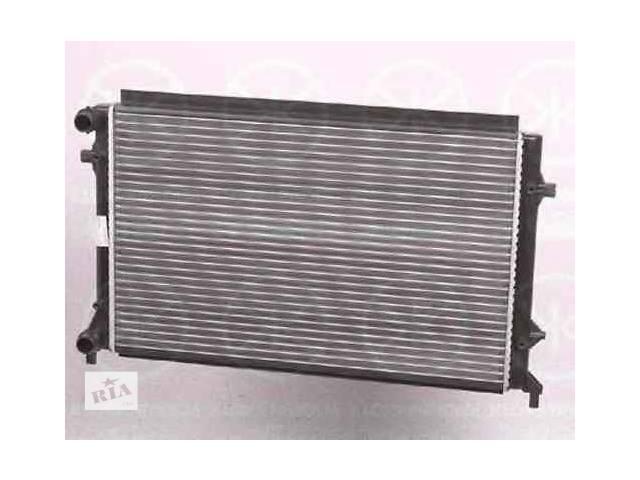 Система охлаждения Радиатор  Volkswagen Caddy  03-10р.  1,9D- объявление о продаже  в Луцке