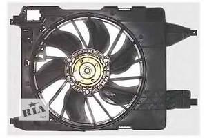 Новые Вентиляторы осн радиатора Renault Kangoo