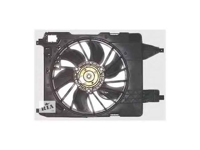 купить бу Система охлаждения Вентилятор осн радиатора  Renault Kangoo  08- в Луцке
