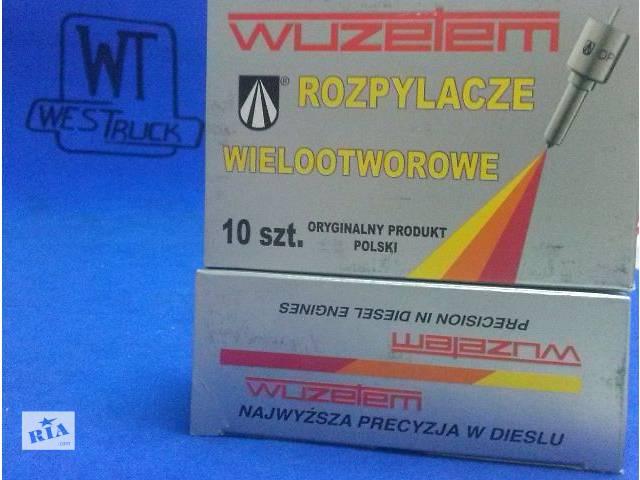 бу  Топливная система Розпилювач форсунки (WUZETEM) Грузовики Daf 95 в Киеве