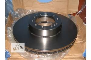 Новые Тормозные диски MAN