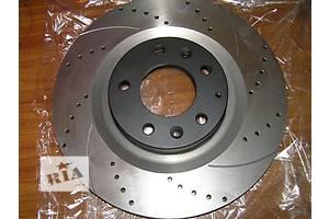 Новые Тормозные диски Mercedes Vito груз.