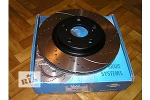 Новые Тормозные диски Toyota Rav 4