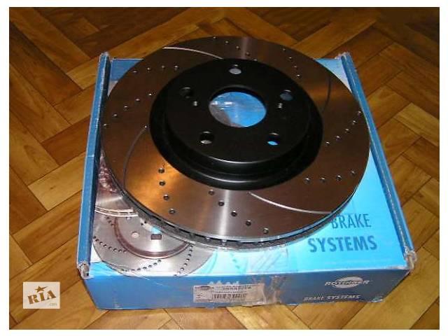 купить бу новый Тормозная система Тормозной диск Легковой Toyota Rav 4 2008 в Киеве