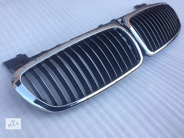 бу Ноздри новые оригинал BMW 7 E65 E66 рестайлинг (05-08г.) решетка радиатора гриль  в Луцке