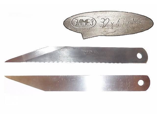 продам Ножи сапожные (нож сапожный, кромочный ) Р6M5 (RAPID) бу в Белой Церкви (Киевской обл.)